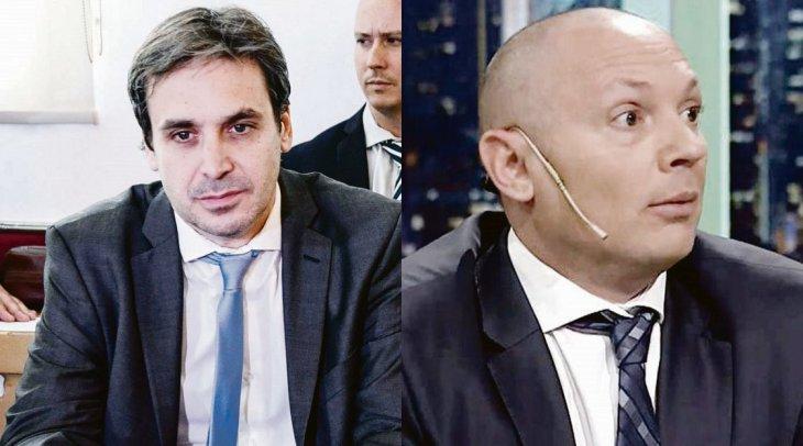 Ramos Padilla retiene causa contra D'Alessio y Stornelli por espionaje
